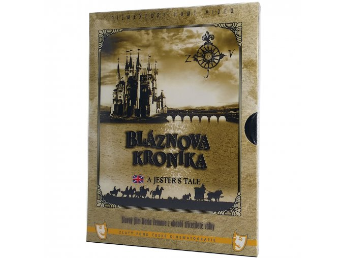 DVD Bláznova kronika golden edtion 1