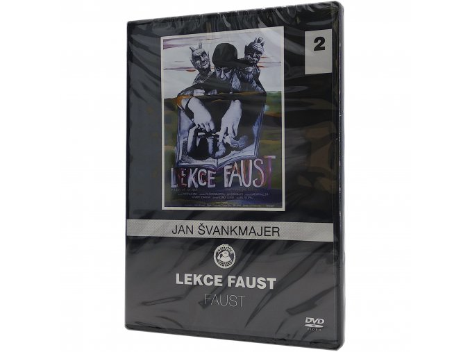 DVD Lekce Faust 1