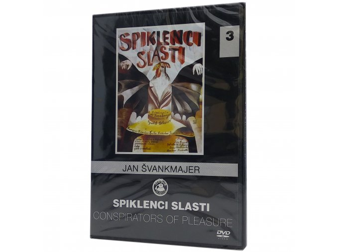DVD JŠ Spiklenci slasti 1