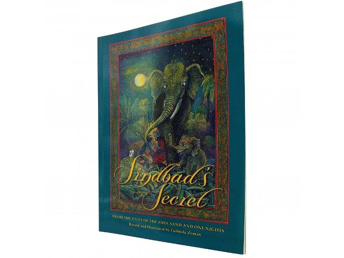 Kniha Sindbads secret 1