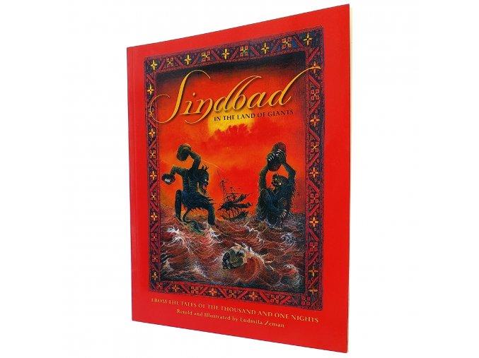 Kniha Sindbad in the Land of Giants 1