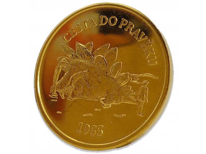 Filmová mince Karla Zemana