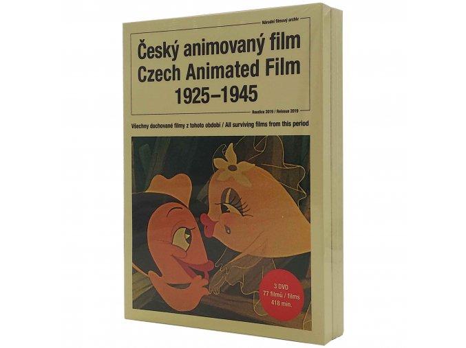 Český animovaný film 1925 45 1