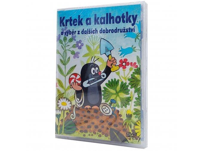 DVD Krtek a kalhotky 1