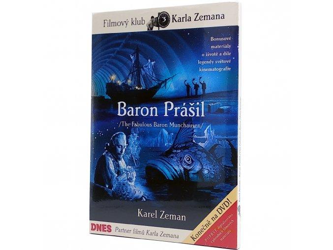 DVD Baron Prášil 1