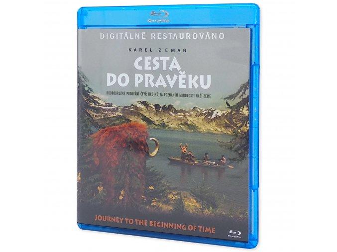 Blu ray Cesta do pravěku 1