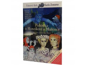 DVD Pohádka o Honzíkovi a Mařence 1