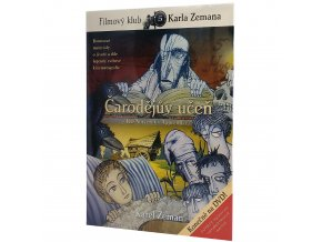 DVD Čarodějův učeň 1