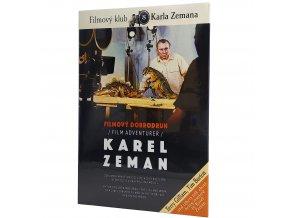 DVD Filmový dobrodruh Karel Zeman 1