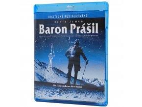 Blu ray Baron Prášil 1
