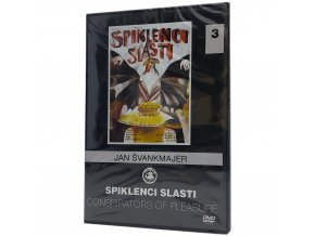 DVD JŠ Spiklenci slasti 1