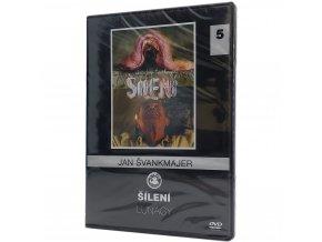 DVD JŠ Šílení 1
