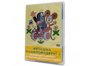 DVD Krtkova dobrodružství 2 2