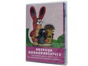 DVD Krtkova dobrodružství 3 1