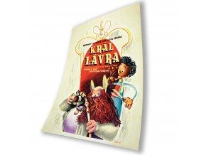 Filmový plakát Král Lávra