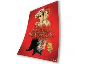 Filmový plakát Pohádka o Honzíkovi a Mařence