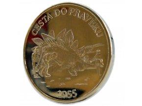 Mince stříbro 1