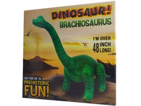 Nafukovací brachiosaurus 1