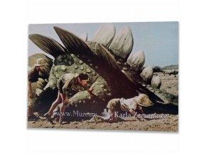 Magnet stegosaurus