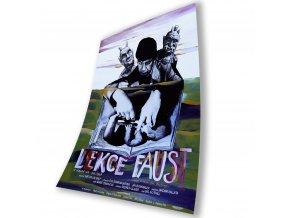 Plakát Lekce Faust