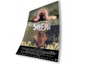 Plakát Šílení