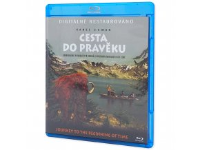 Blu ray Cesta do pravěku 1