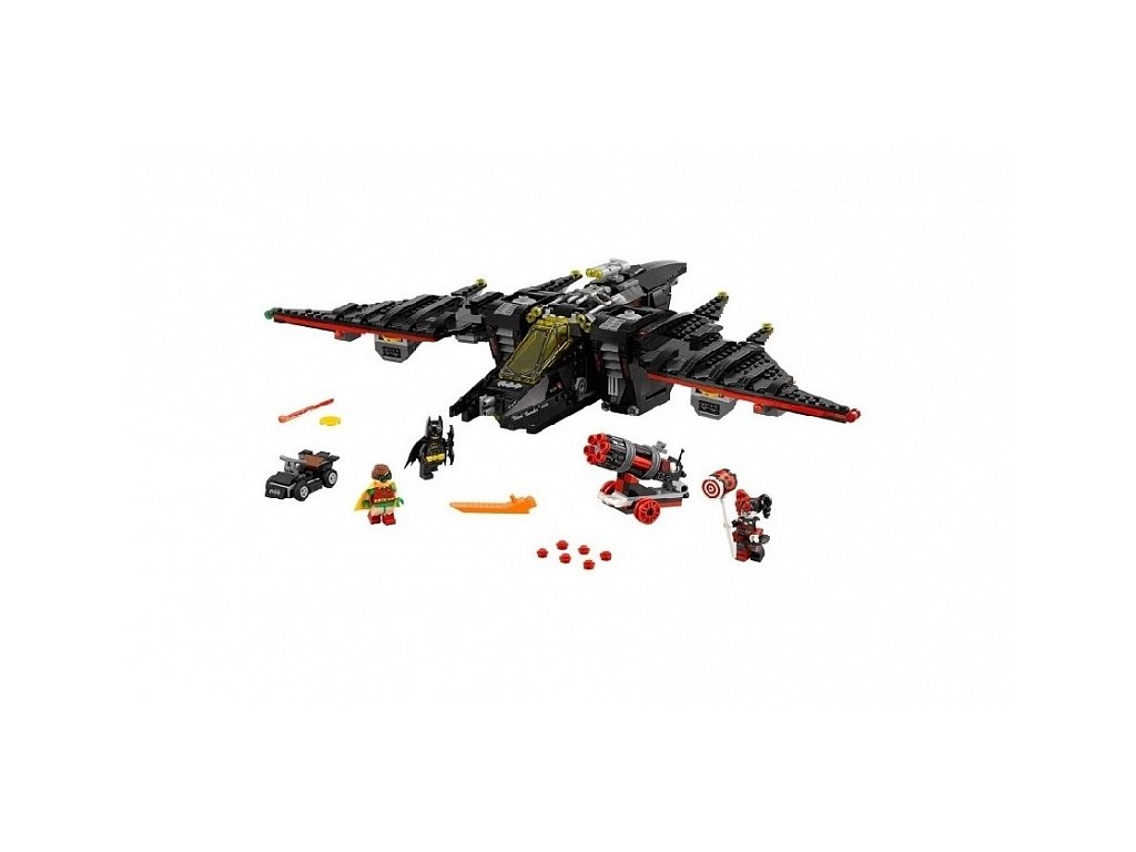 LEGO® Batman Movie 70916 Batmanovo letadlo