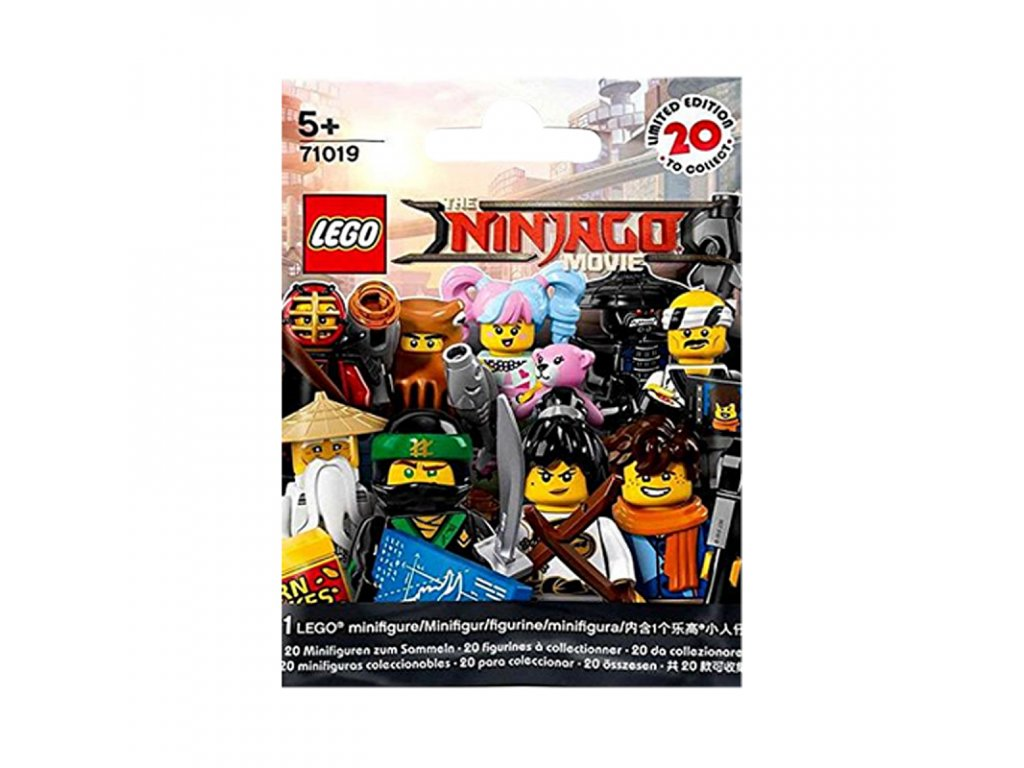 LEGO® Minifigurky 71019 NINJAGO® MOVIE™