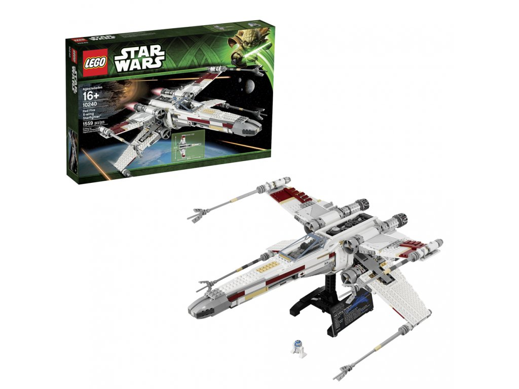 LEGO® Star Wars™ 10240 Red Five X-wing Starfighter