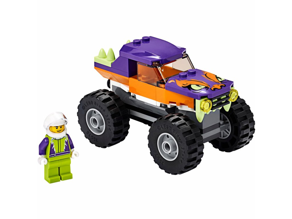 LEGO® City 60251 Monster truck