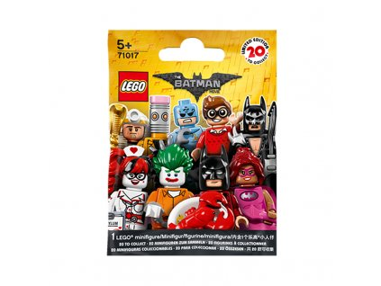 LEGO® Minifigurky 71017 Batman MOVIE