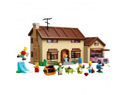 LEGO® Simpsons 71006 The Simpsons House