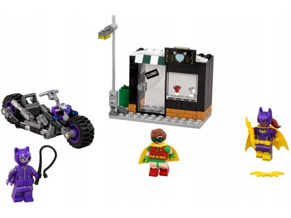 LEGO® Batman Movie 70902 Catwoman Catcycle Chase