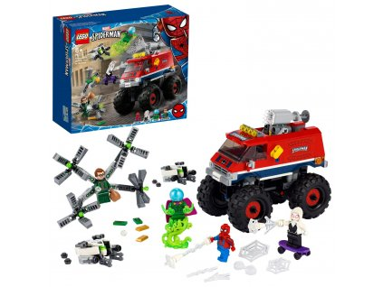 LEGO® Super Heroes 76174 Spider-Man v monster trucku vs. Mysterio