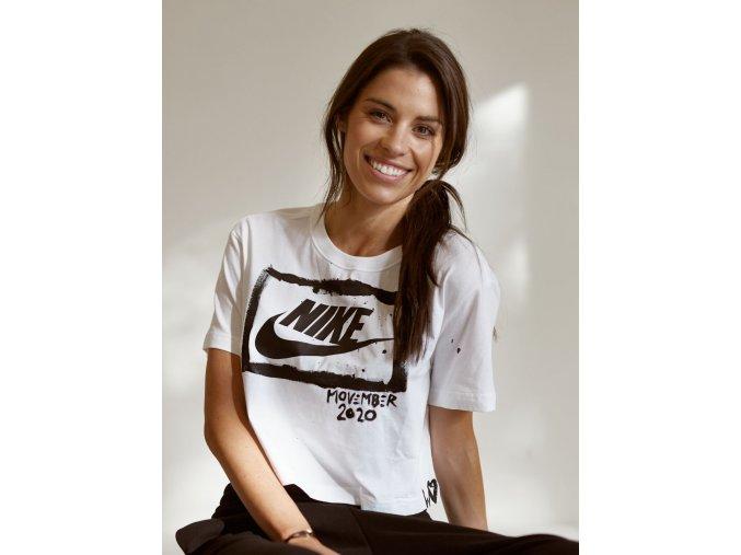 Nike REHAB dámské oversize triko