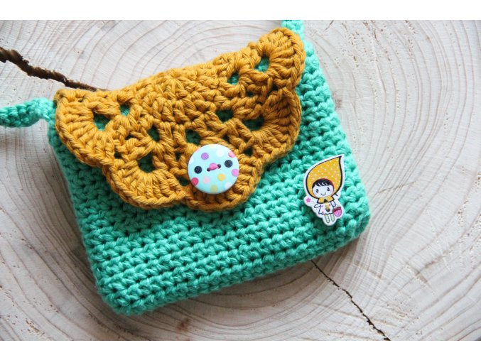 Mini kabelka - panenka