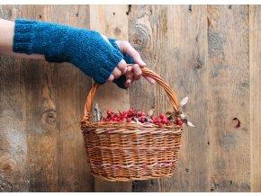 Pletené návleky na ruce - na přání