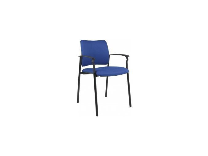 Antares jednací židle ROCKY 2170 s područkami (POTAH D,B,BN,MK BN7, RÁM ŽIDLE chrom - C)