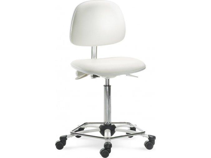 MAYER pracovní židle MEDI 2203 62 (KOŽENKA 26 26 468)