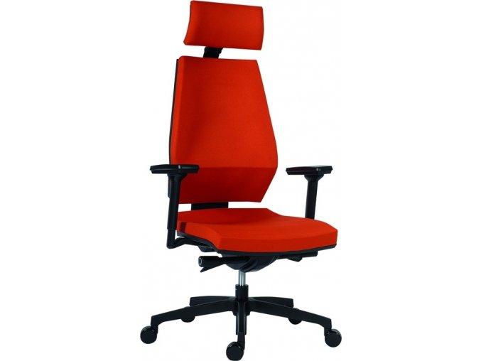 Antares pracovní židle 1870 SYN motion PDH (POTAH D,B,BN,MK BN7)