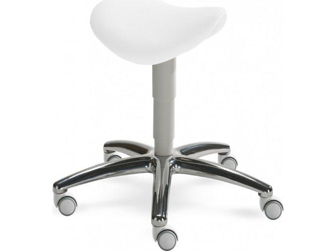 Mayer židle vyšetřovací otočná MEDI 1207 G (plast MEDI G - světle šedá)