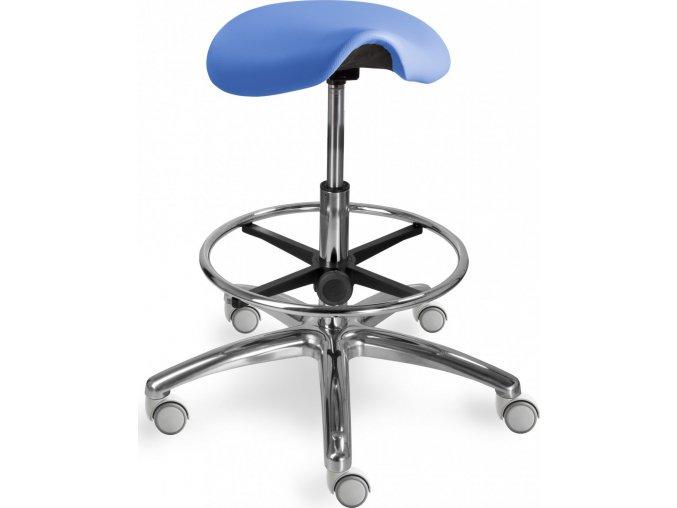 Mayer židle vyšetřovací otočná MEDI 1207 dent G (plast MEDI G - světle šedá)