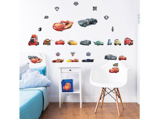 Disney Cars 3 Room Scene 44708 600x595
