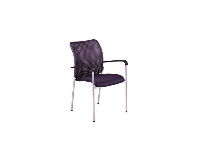 TRITON GREY.DK 15 antracit, židle jednací