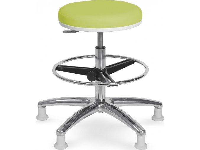 Mayer židle otočná MEDI 1205 G (plast MEDI G - světle šedá)