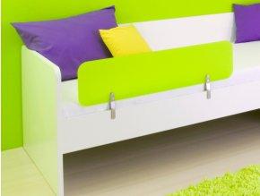 MYHM zábrana k posteli PLEXI různé barvy (barva zelená - kiiwi green)