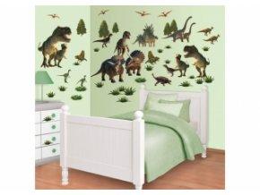 5748(3) walltastic samolepici dekorace dinosauri