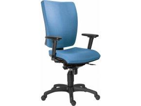 Antares pracovní židle 1580 SYN Gala  D2 (POTAH D,B,BN,MK BN7)