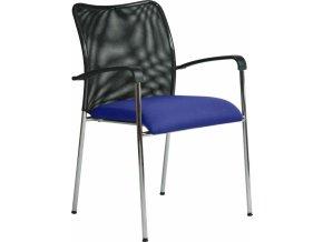 Antares kancelářská židle SPIDER D2 (POTAH D,B,BN,MK BN7)
