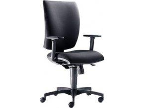LD Seating pracovní židle LYRA 207 SY D1008 (POTAH DINO D8033)